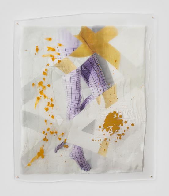 , 'Untitled,' 2014-2015, Rachel Uffner Gallery