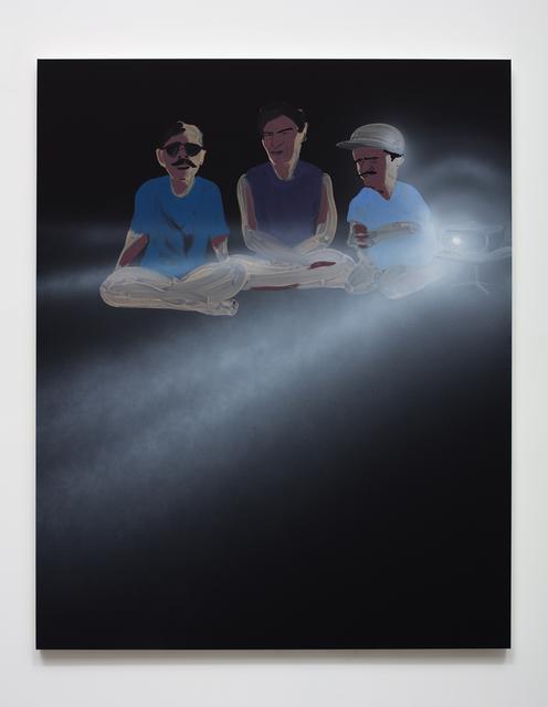 , 'Three Guests,' 2017, Pilar Corrias Gallery