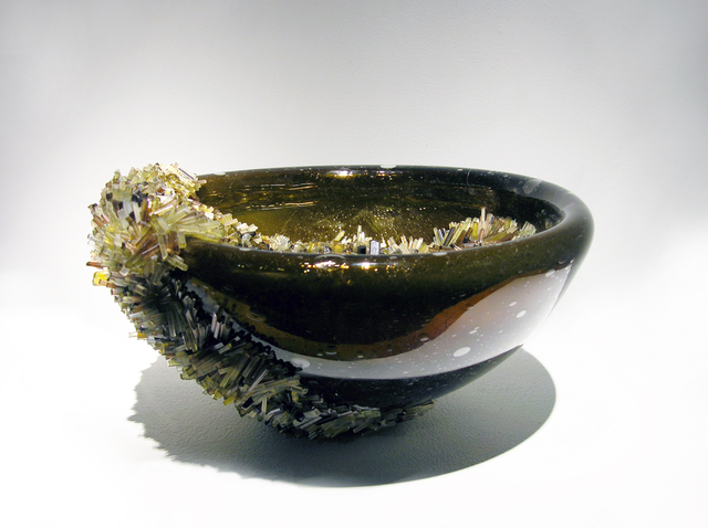 , 'WULFENITE CRYSTAL BOWL,' 2017, Heller Gallery