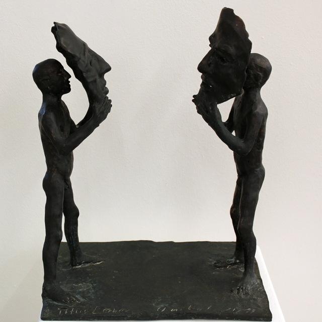 , 'Die Begegnung,' 2014, Galerie Klose