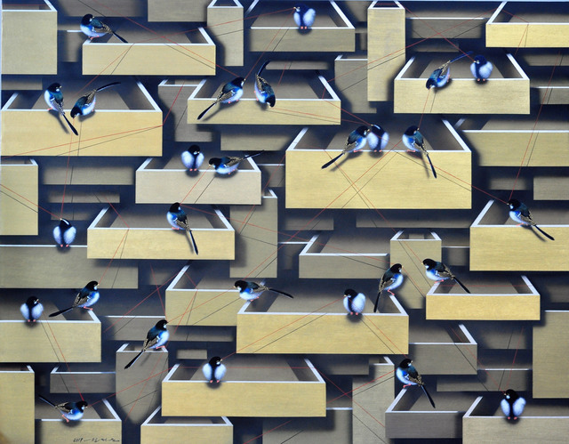 , 'Relation,' 2017, Artvera's Art Gallery