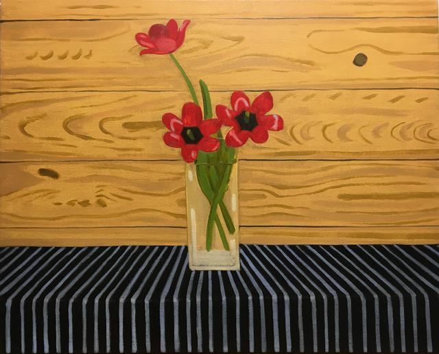 Mike Piggott, 'Red Tulips', 2018, Tayloe Piggott Gallery