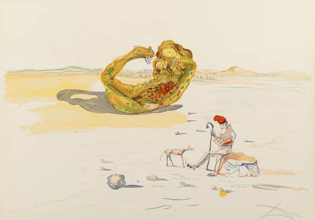 Salvador Dalí, 'Desert Watch, from Time', 1976, Heritage Auctions