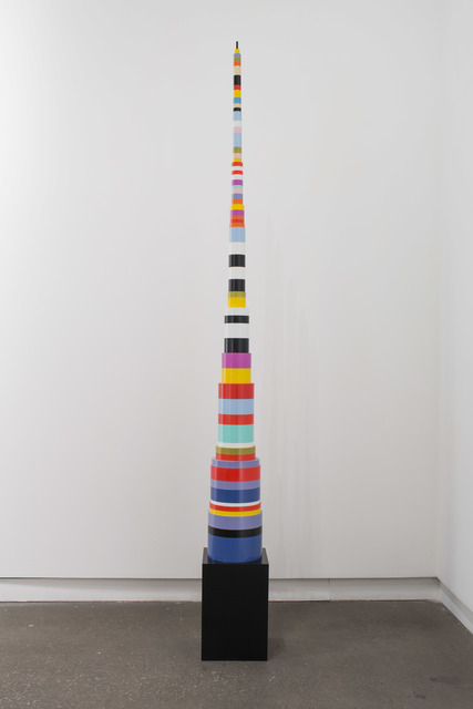 , 'A Meditation on Plastic,' 2011, Daniel Faria Gallery