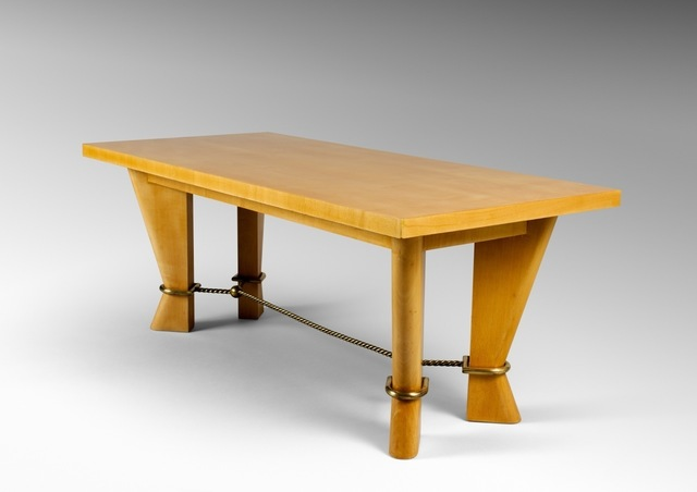 , 'Low table,' 1950, Galerie Matthieu Richard