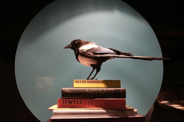 , 'La literatura de la urraca,' 2006, Patricia Conde Galería
