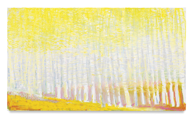 , 'Warm and Yellow on the Lower Left,' 2016, Miles McEnery Gallery