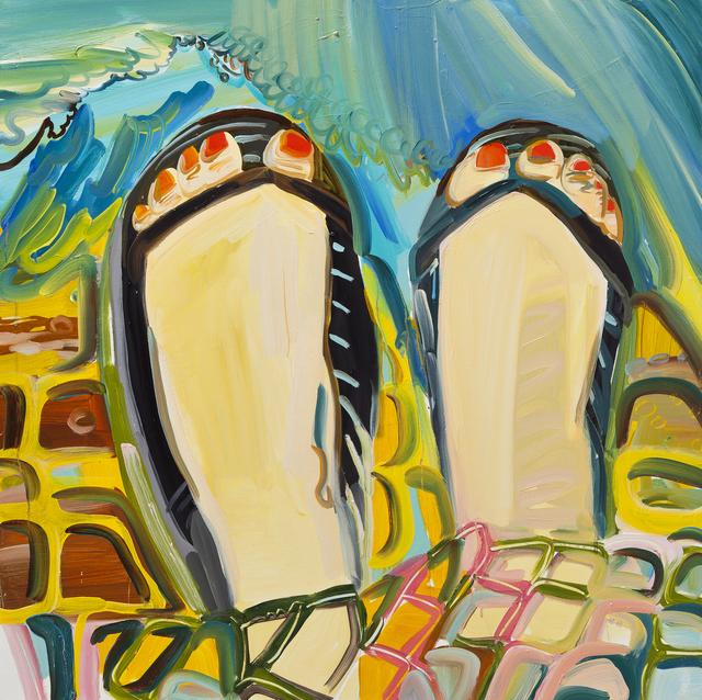 , 'Beach View,' 2014, Gallery EM