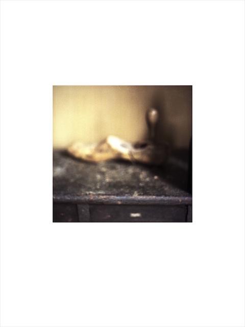 , 'Shoelast, shadow, indistinct, New York. July 2003. ,' 2003, The Merchant House