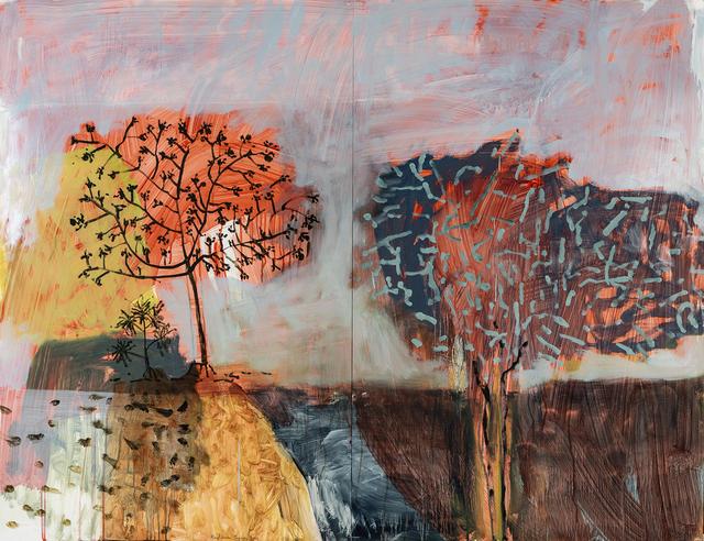 Mary Vernon, 'Tupaia', 2019, Valley House Gallery & Sculpture Garden