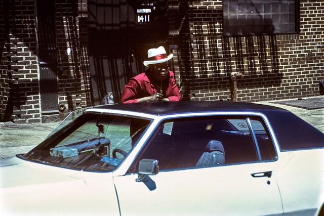 , 'Flatbush Ave., Brooklyn,' 1982, CHRISTOPHE GUYE GALERIE