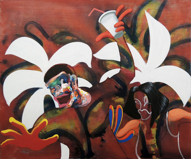 , 'Poursuite (3ème version),' 2018, Galerie C.O.A