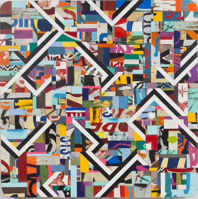 , '2685 Elmhurst,' 2013, Jonathan LeVine Projects
