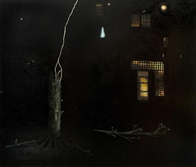 , 'Réveil,' 2010, Galerie Dominique Bouffard