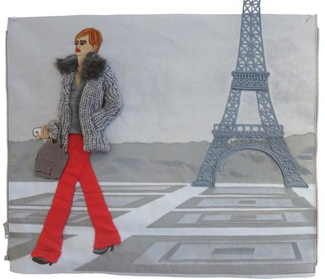 , 'Paris,' 2013, MUCA