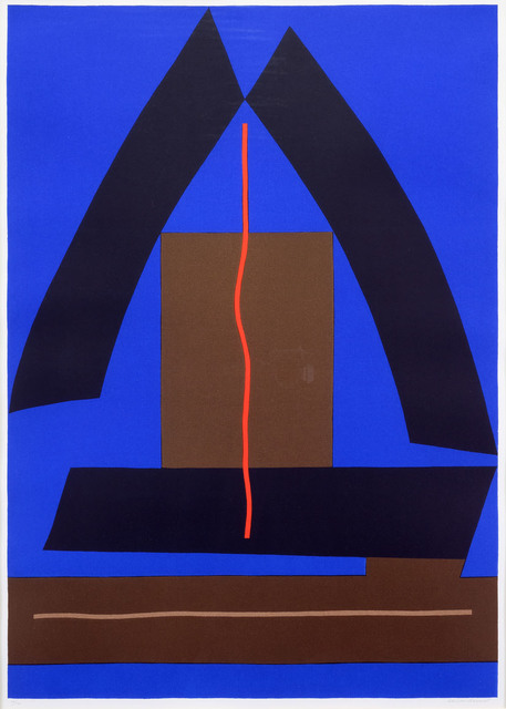 , 'Triad IV,' 1980, Addison Rowe Gallery