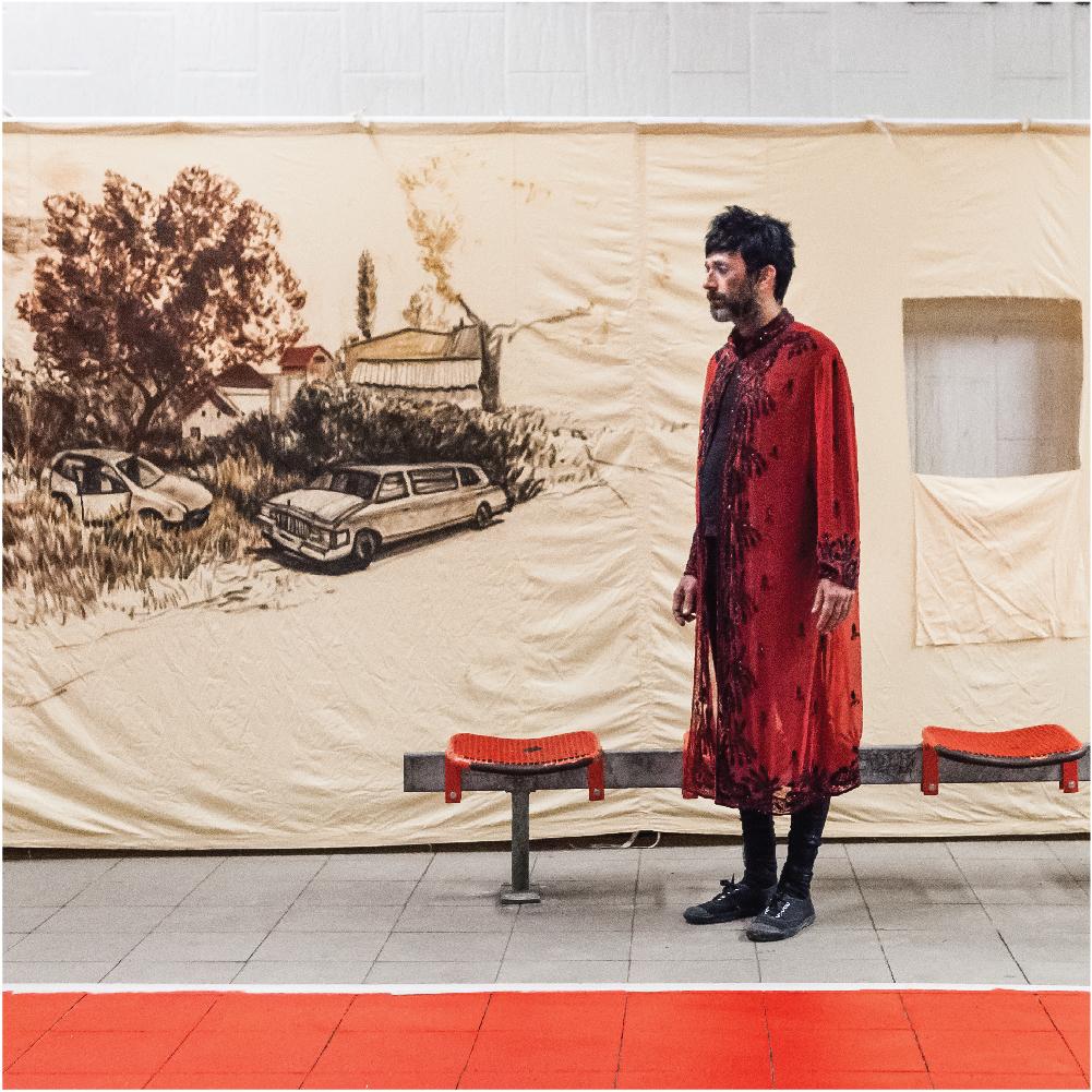 Photo credit: Ilan Zarantonello Courtesy: the artist and Chatterjee & Lal and Galleria Continua