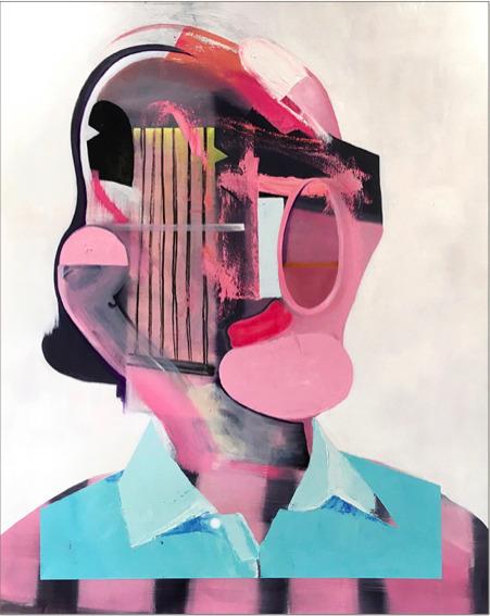 """, '""""Untitled"""",' 2018, Mugello Gallery"""