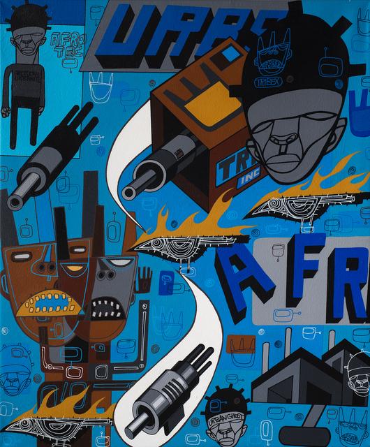 , 'Urbs,' 2016, DETOUR Gallery