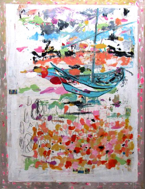 Carl Dimitri, 'DrunkenBoat', 2019, Tabla Rasa Gallery