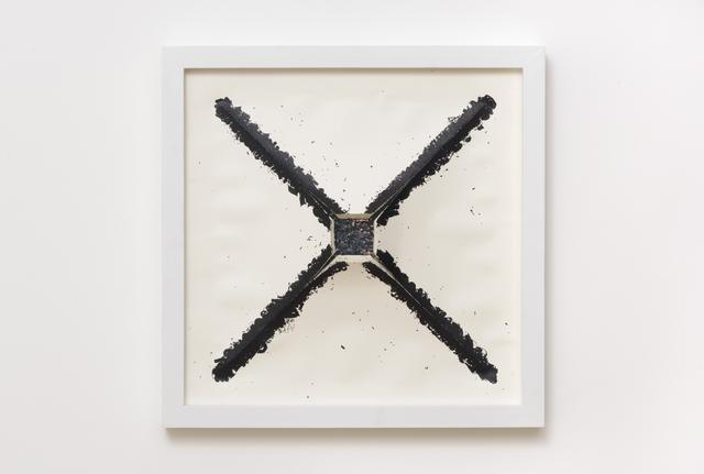 , 'Arbiter (X),' 2016, Upfor