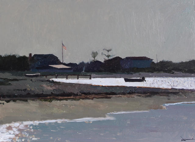 , 'White Nantucket,' 2017, Sala Parés