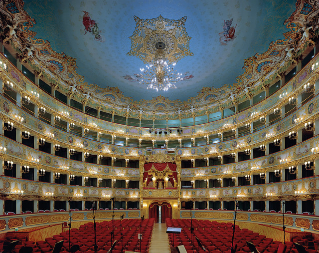 , 'La Fenice, Venice, Italy,' 2008, Damiani
