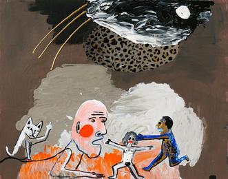Cate White, 'Violent Yoga,' 2016, San Francisco Cinematheque: Benefit Auction 2016