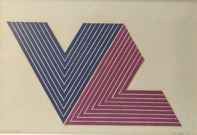 Frank Stella, 'Ifafa I', 1967, Waterhouse & Dodd