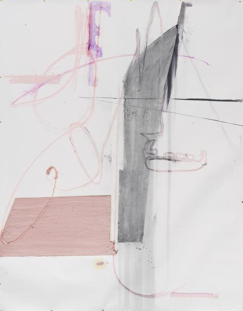 Nuno Ramos, 'Série Rocha de Gritos 5', 2017, Fortes D'Aloia & Gabriel
