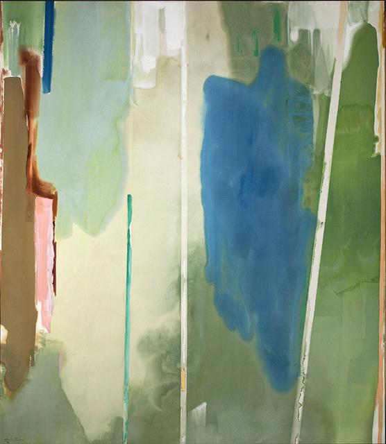 , 'April Tilt ,' 1976, Yares Art Projects