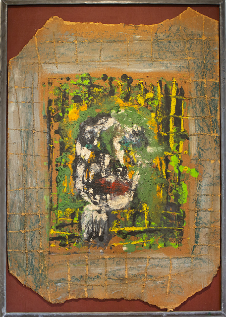 Markus Lüpertz, 'Untitled (Men without women series)', 1990-1999, Sevil Dolmacı Art Gallery