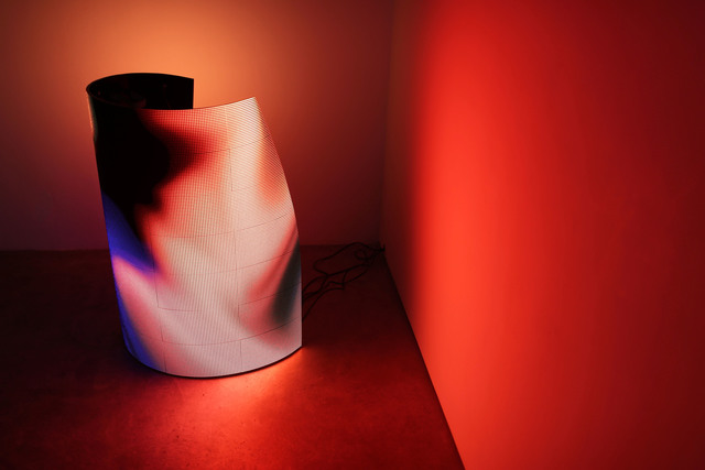 , 'Troposphere,' 2017, bitforms gallery