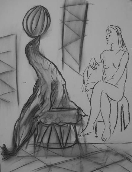 , 'La foca,' 2008, Fontanar Art Editions
