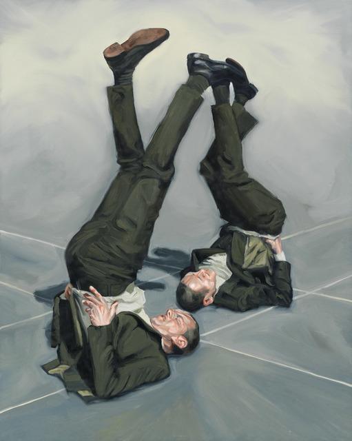 , 'Morning Lift,' 2018, KIRK Gallery