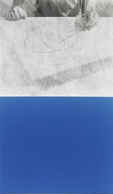 , 'Cyanomètre 10,' 2017, Catherine Edelman Gallery