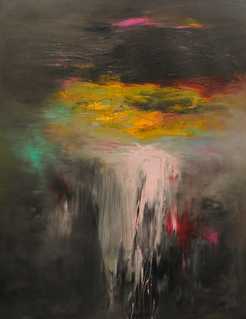 MD Tokon, 'After the Storm', 2013, Painting, Acrylic on Canvas, Isabella Garrucho Fine Art