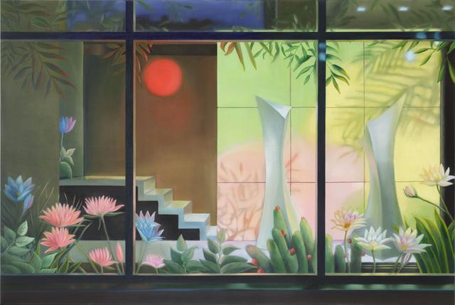 , 'North of Eden (for Henri Rousseau),' 2017, Fridman Gallery