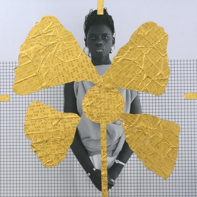 , 'Sockhna, Or serie,' 2013, Galerie Cécile Fakhoury - Abidjan