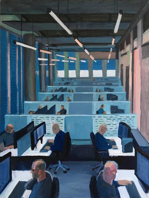 , 'High Tech Office,' 2018, Rosenfeld Gallery