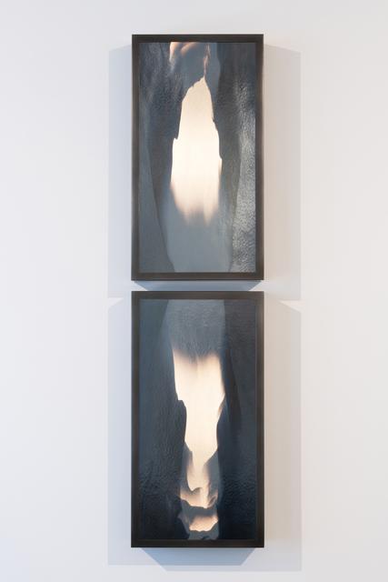 Videre Licet, 'Meltform No. 13', 2018, Design/Decorative Art, Hand rolled glass, steel frames, internal LED lights, THE NEW