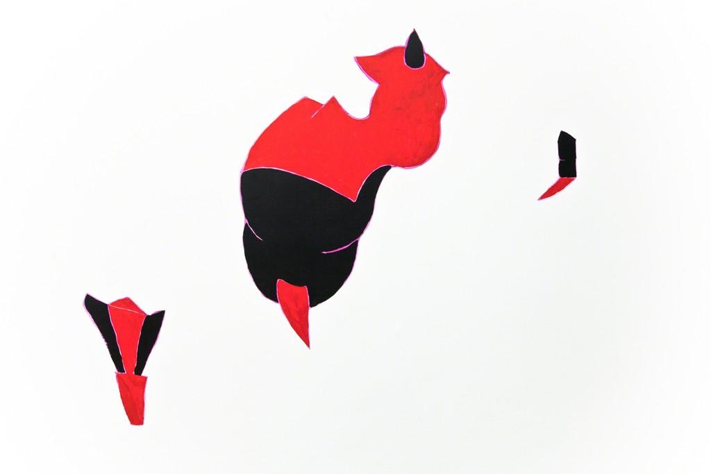 "Marianne Eigenheer, ""Les Guédés dansent toujours"", 2012, (detail) | image: ©dasesszimmer"