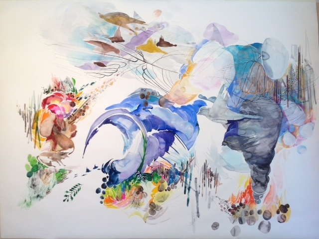 , 'Birds,' 2014, OSME Gallery