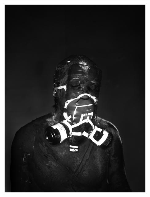 , 'Mask #4,' 2018, Jenkins Johnson Gallery