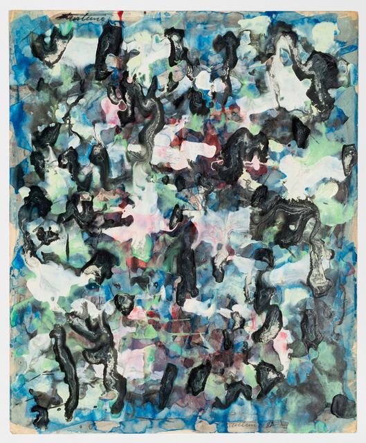 Domenick Turturro, 'Untitled', 1983, Allan Stone Projects