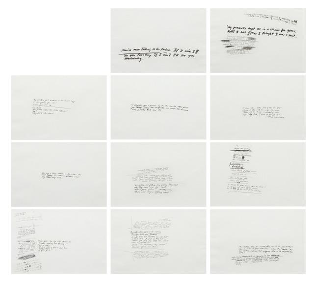 , 'Black Jokes,' 1992, 315 Gallery