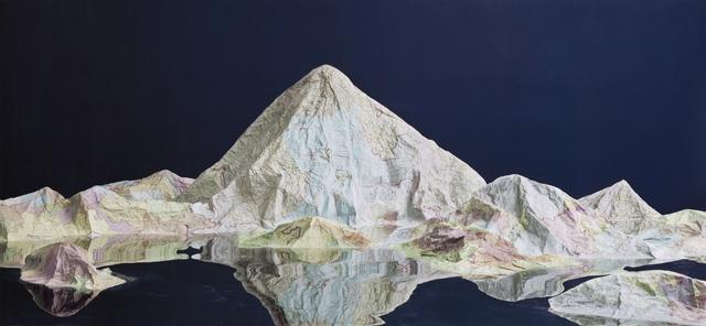 Ji Zhou, 'Map 3', 2013, Tang Contemporary Art