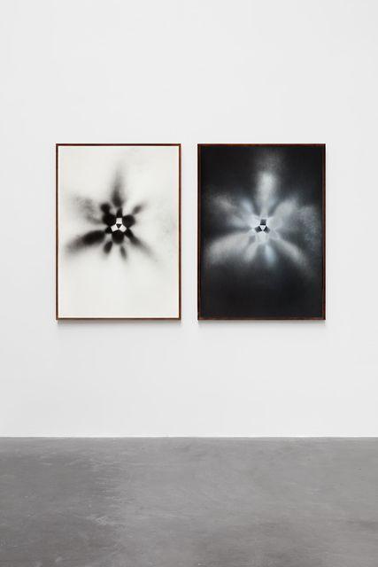 , 'Non-Foldings–Cosmic Explosion #6,' 2012, kurimanzutto