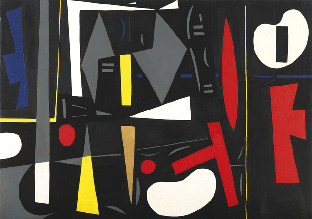 , 'Architectonic Composition,' 1952-1953, Whitford Fine Art