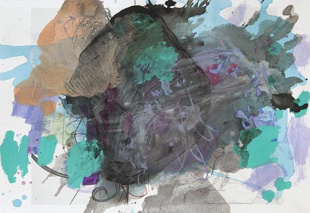 , 'Unfinished Masterpiece Eight,' 2015, Galerie Meyer Kainer